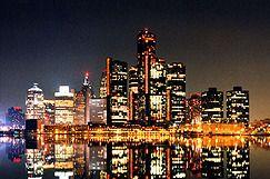 вакансии в Детройте