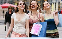 шоппинг в Америке
