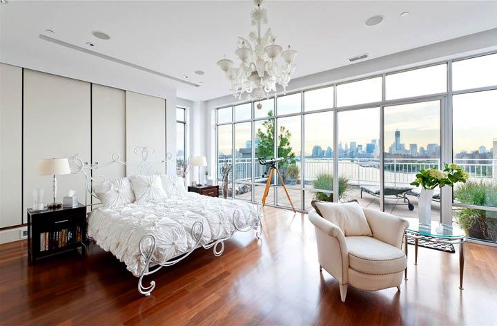 Дизайн в белых тонах, Нью Йорк